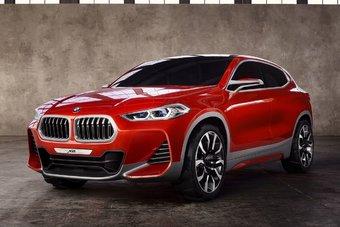 29.09.2016 В Париже показали компактный BMW X2