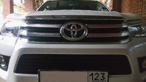 Toyota Hilux Pick Up 2016 отзыв владельца | Дата публикации: 06.03.2016
