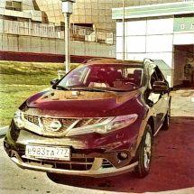 Nissan Murano 2013 отзыв владельца | Дата публикации: 16.09.2016