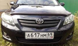 Toyota Corolla 2008 отзыв владельца | Дата публикации: 22.08.2016