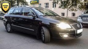 Volkswagen Passat 2009 отзыв владельца | Дата публикации: 06.09.2016