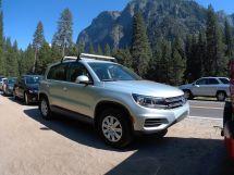 Volkswagen Tiguan 2014 отзыв владельца | Дата публикации: 09.09.2016