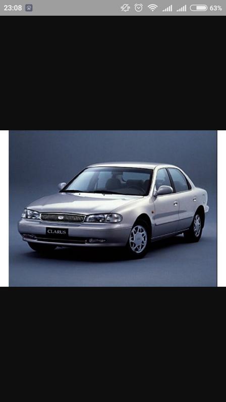 Kia Clarus 1997 - отзыв владельца