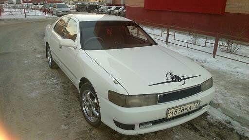 Toyota Cresta 1994 - отзыв владельца