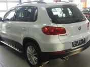Volkswagen Tiguan, 2016