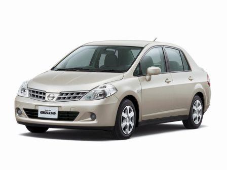 Nissan Tiida Latio 2008 - ����� ���������
