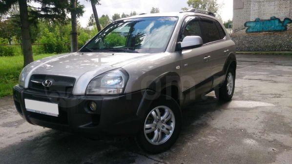 Hyundai Tucson 2005 - отзыв владельца