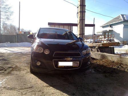Chevrolet Aveo 2013 - ����� ���������
