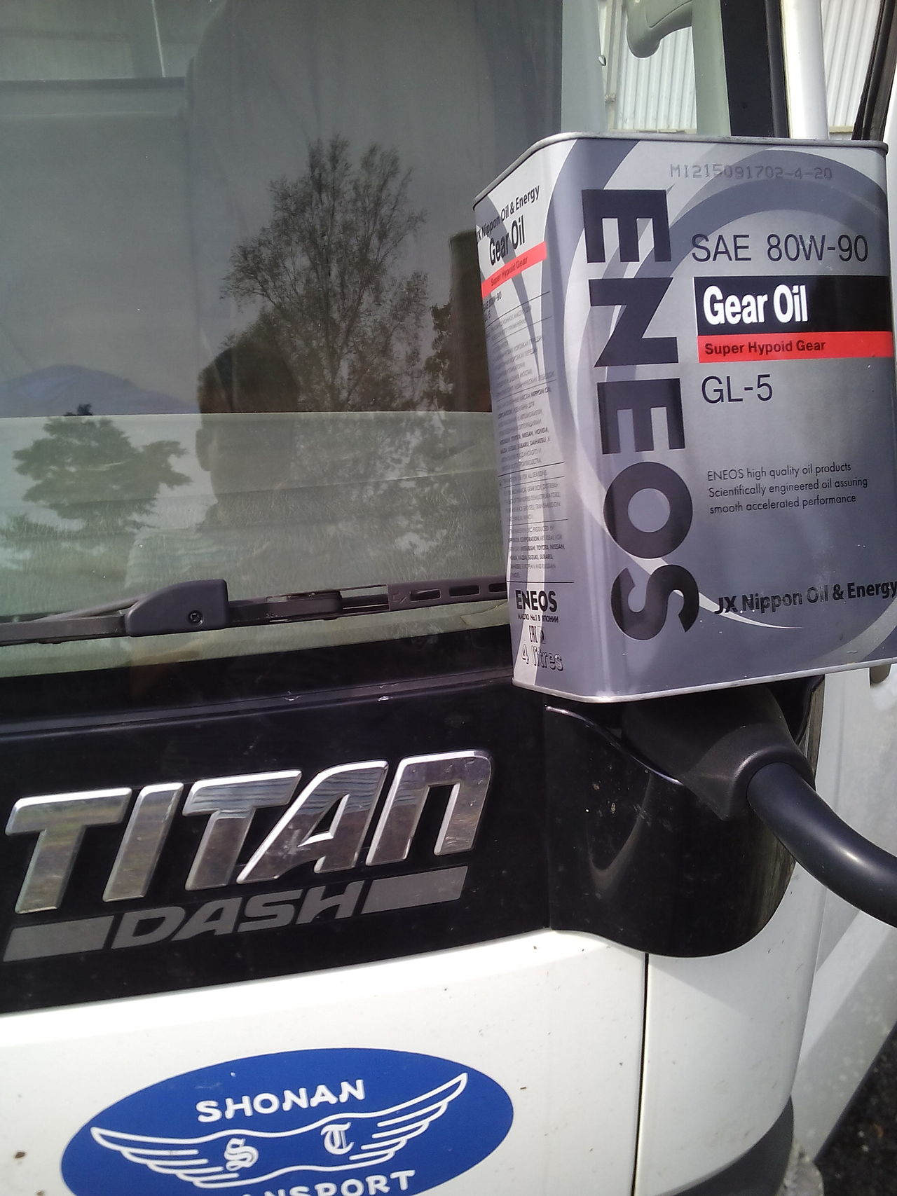 Mazda Titan.