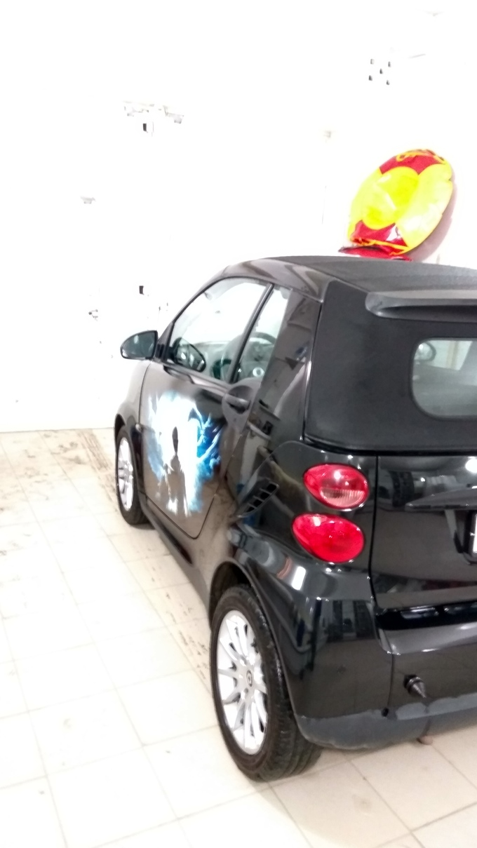 Smart Fortwo.