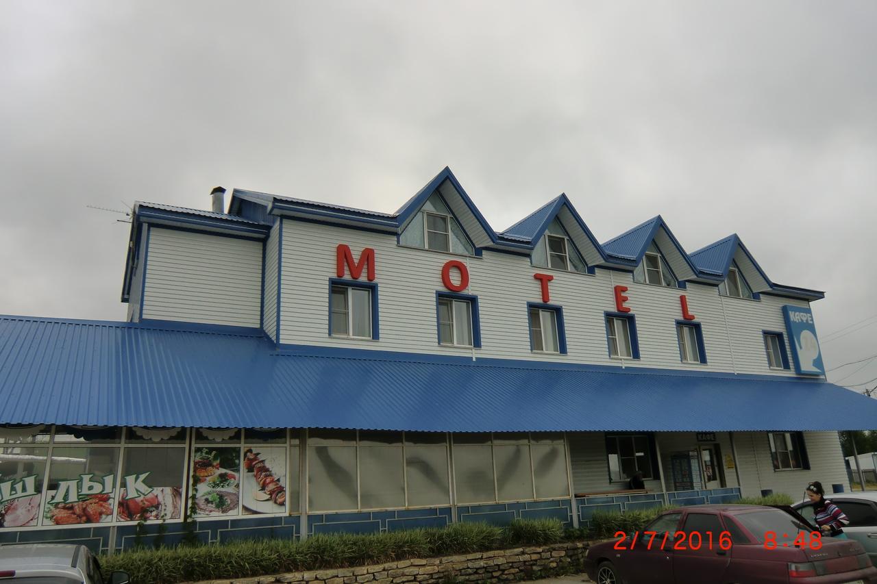 Грязная гостиница под Челябинском