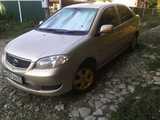 Туапсе Тойота Виос 2003