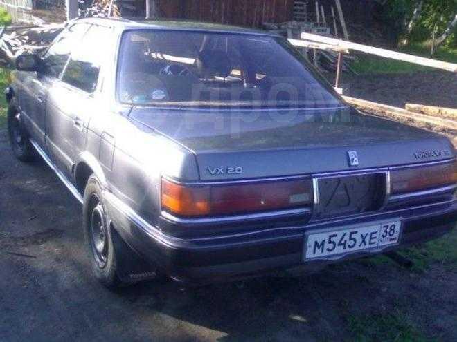 Toyota Vista 1988 в Омске, Конструктор1994 года, по ...