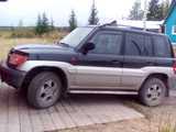 ������� Pajero Pinin 2002