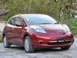 ����������� Nissan Leaf 2012