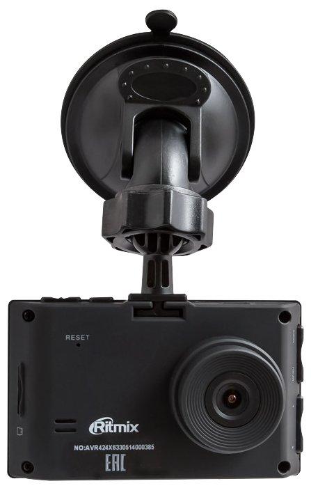 Видеорегистратор ritmix avr 424 light обзор