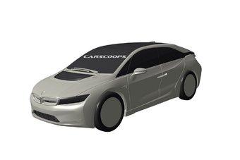 04.10.2016 BMW закончила работу над внешностью новой i-модели?