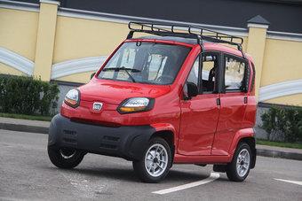 Несмотря на ценовую близость с Ладами в начальных комплектациях, конкуренции с этими машинами в представительстве Bajaj не опасаются — индийский квадрицикл ориентирован на коммерческих покупателей, в первую очередь службы доставки и курьеров.