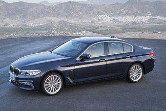 13.10.2016 Новая «пятерка» BMW представлена официально
