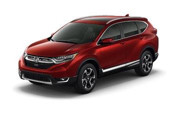 14.10.2016 Honda представляет абсолютно новый CR-V 1.5 Turbo