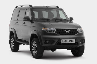 16.10.2016 UAZ Patriot будут комплектовать импортным дизелем. Из Китая или Индии