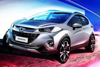 18.10.2016 Honda разработала компактный кроссовер WR-V. Пока только для Южной Америки