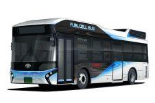 Toyota FC Bus �������� ����� �������� ����������� �� Toyota Mirai.