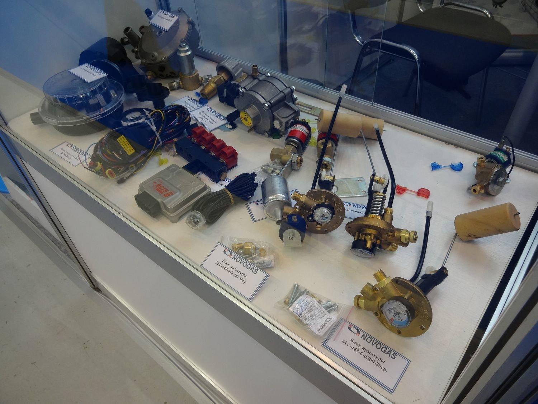 схема установки итальянского гозооборудования на газ 53