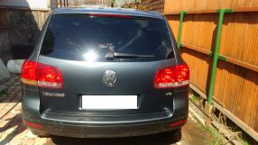 Volkswagen Touareg 2003 ����� ��������� | ���� ����������: 05.10.2016