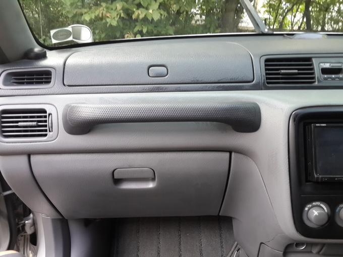 Honda CR-V. После