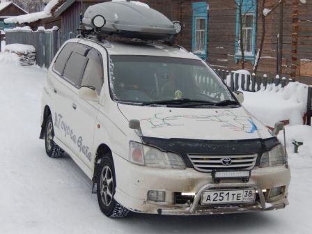 Toyota Gaia 1998 - отзыв владельца