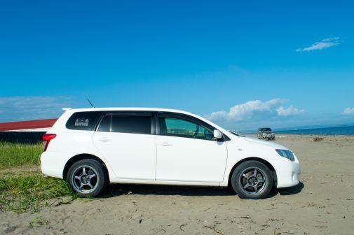 Toyota Corolla Fielder 2011 - отзыв владельца