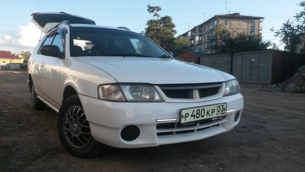 Nissan Wingroad 2001 - ����� ���������