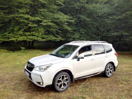 Subaru Forester 2013 - ����� ���������
