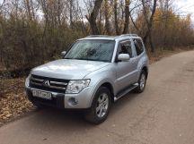 Mitsubishi Pajero 2008 отзыв владельца   Дата публикации: 12.10.2016