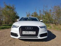 Audi A6 2016 ����� ��������� | ���� ����������: 24.10.2016
