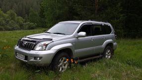 Toyota Land Cruiser Prado 2008 ����� ��������� | ���� ����������: 27.10.2016