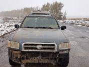 Nissan Pathfinder, 1999