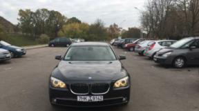 BMW 7-Series 2010 отзыв владельца | Дата публикации: 30.10.2016