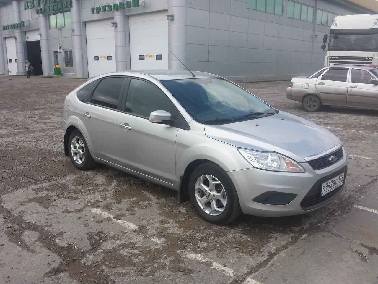 Отзывы о форд фокус с двигателем 1.4