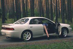 Toyota Carina ED 1994 отзыв владельца | Дата публикации: 07.11.2012