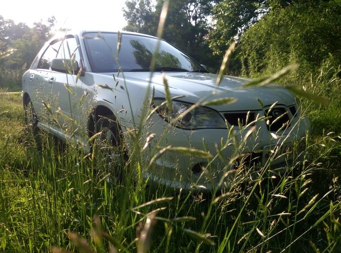Subaru Impreza. ���� � ����:)