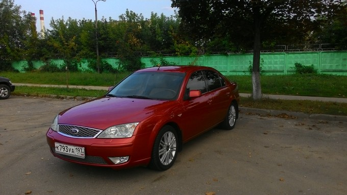 Ford Mondeo. ����������� ����