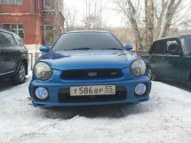 Subaru Impreza 2001 отзыв владельца | Дата публикации: 20.03.2015