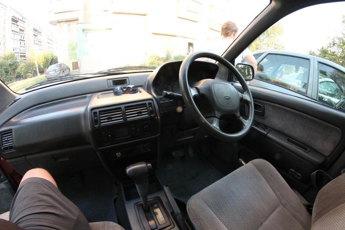 Mitsubishi Chariot.