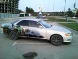 Сургут Тойота Марк 2 1995
