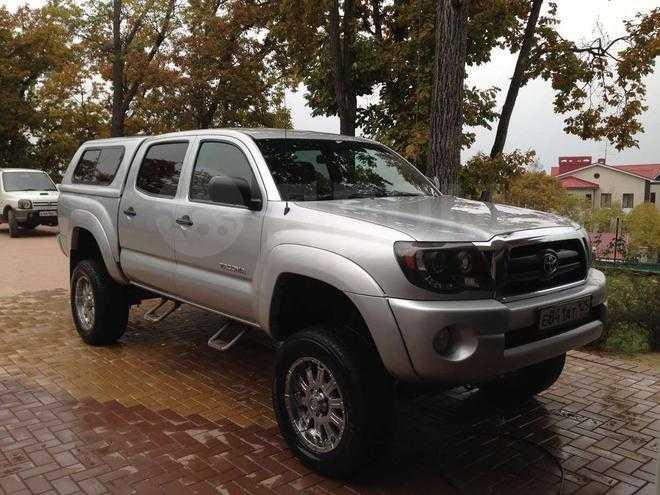 Toyota Tacoma (Тойота Такома) - Продажа, Цены, Отзывы ...