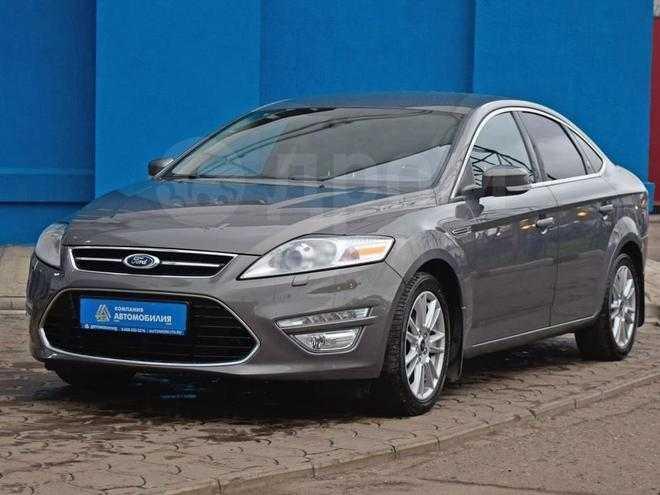Продажа Ford в Выксе +500 км