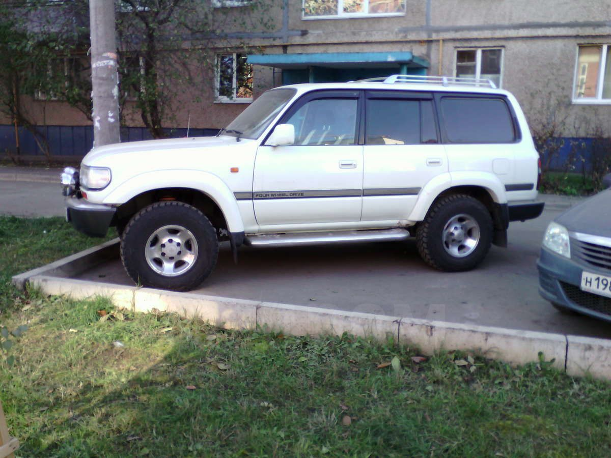 Продажа автомобиля Тойота Ленд Крузер 1994 года <b>в</b> Уфе ...