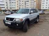 Уфа Паджеро Спорт 2002